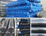 Tubo d'acciaio di Gi di alta qualità di marca di Youfa spostato con il panno di plastica