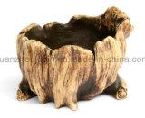 OEM-декоративные фарфоровые керамические искусственного дерева Flowerpot