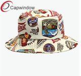 Caçamba OEM hat/Tampa com patch de tecidos personalizados