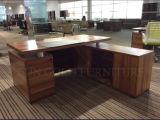 Baratos moderno mobiliario de oficina escritorio ejecutivo (SZ-OD601)