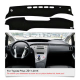 Het Binnenland van de Auto van de Dekking van de Zon van de Mat van het Dashboard van Dashmat voor Toyota Prius 2011-2015