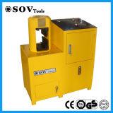8-52mm 유압 철강선 밧줄 형철로 구부리는 기계는을%s 가진 세트를 정지한다