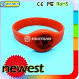 One Salts ISO18092 RFID NTAG213 NFC Waterproof Silicone Wristband