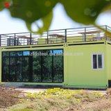 生きている容器の家の避難者のホーム/オフィスワークのキャンプ