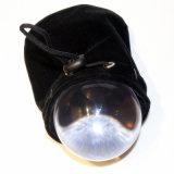 Glühen in dunkler Acrylkontakt-jonglierender Kugel für Stadiums-Leistung