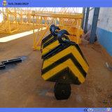 Kraan van de Toren van de Hamer van Tc5610 6ton de Hoofddie naar de Soedan wordt uitgevoerd