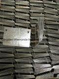 Nagel-Platte/Boca Platte hergestellt durch galvanisiertes Blatt