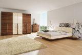 놓이는 호텔 침대 룸 나무로 되는 침대의 현대 그림 (SZ-BT002)