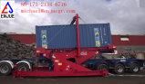Déchargement de conteneur de charge de conteneur de chargeur de conteneur de déchargeuse de conteneur de bascule de conteneur