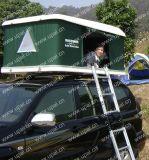 Tenda esterna del tetto dell'automobile di campeggio con le coperture di vetro di fibra