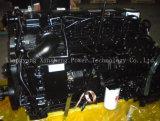 De Dieselmotor van Cummins van Dcec met Elektrische Gouverneur Isd285 50 voor de Bus van de Vrachtwagen van het Voertuig