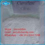 等級のClomifeneの薬剤のクエン酸塩の未加工粉CAS 50-41-9