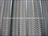 Решетина нервюры строительного материала металла Hi или сеть шаблона