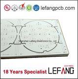 LED de substrato de alumínio PCB da placa de circuito de iluminação do túnel