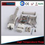 fiche en caoutchouc de silicones de courant électrique de 220V-600V 35A (T728D)