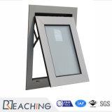 中国の製造者の安い二重ガラス熱壊れ目の住宅の家のためのアルミニウム日除けのWindows
