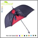 Водоустойчивая ткань с зонтиком j полной конструкции печати прямым