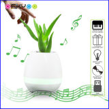 Flowerpot esperto claro da música do jogo do toque do diodo emissor de luz Bluetooth