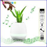 LED軽いBluetoothのスマートな接触演劇音楽植木鉢