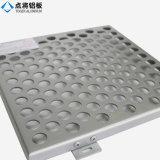 Aluminium percé par trou rond de qualité fait en Chine