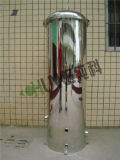 Edelstahl-Wasser-Filtergehäuse-Kassetten-Filter-System