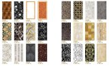 Полированный Золотой Crystal фарфоровые стены коврик для гостиной