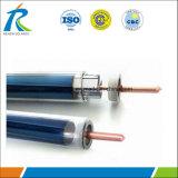 1.6Mm 2.0mm 2,2mm Solaire tube à vide avec échangeur de chaleur en cuivre de haute pureté