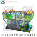 Детей мягкий играть дети игровой площадки для установки внутри помещений