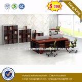 Marché Lecong couleur noire en bois table Office (HX-5N050)
