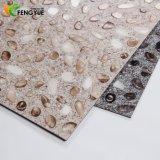 La meilleure roche des prix gravant le plancher en relief de PVC