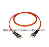 FC/Upc-FC/Upc 단순한 싱글모드 G652D 섬유 접속 코드