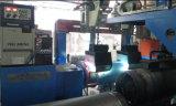 El cuerpo del cilindro de gas soldadora con dispositivo de seguimiento automático