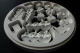 Quatre - Sculpture dentaire de l'axe de la machine pour usage médical