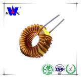 Фабрика сразу поставляет индуктор сердечника кольца феррита катушки медного провода