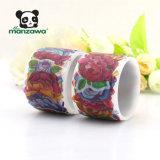 De kleurrijke Klassieke Bloemen namen de Geassorteerde Band van het Broodje van de Sticker van het Document van Washi van het Ontwerp Maskerende toe
