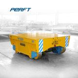 Btl-10t horno vacío accionada por motor Carro de la transferencia de la cesta