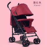 Faltbarer leichter Babypram-Aluminiumbaby-Spaziergänger