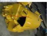 La Cina Facotry della benna Drilling della coclea della roccia del granito