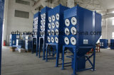 collecteur de poussière autonettoyant de filtre de cartouche de Donaldson de volume de l'air de 5.5kw 3500m3
