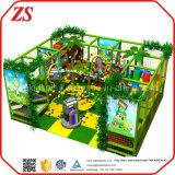 Cubierta de plástico usadas fantásticos juegos de jardín con piscina de bolas para la venta