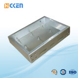 Подгонянное высокием стандартом основание машины металлического листа алюминиевое