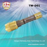 Helle Taschenlampe der Leistungs-Polizei-LED