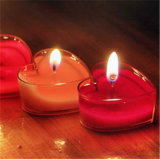 Inneres Tealight Kerze-Pfosten-Zinn-Votive Glasglas-Ausgangsdekoration