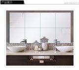 Espejo de seguridad con PVC Volver hecha de vidrio flotado de calidad para decorar el hogar