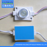 Module imperméable à l'eau 1 DEL de la haute énergie DEL de la lumière latérale 3W annonçant la lumière de cadre