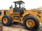 이용된 건축기계 유압 정면 로더 고양이 950h 바퀴 로더