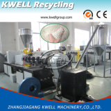 Corte caliente plástico del PVC que granula la pelotilla de Line/WPC que recicla la máquina