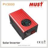 순수한 사인 파동 12V 24V 2kw 태양 변환장치