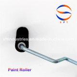 rodillos de pintura de los rodillos de las cerdas del diámetro de 22m m para la fibra de vidrio