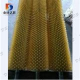 De industriële Borstel van de Was van de Aardappel van de Cilinder Roterende voor Wasmachine